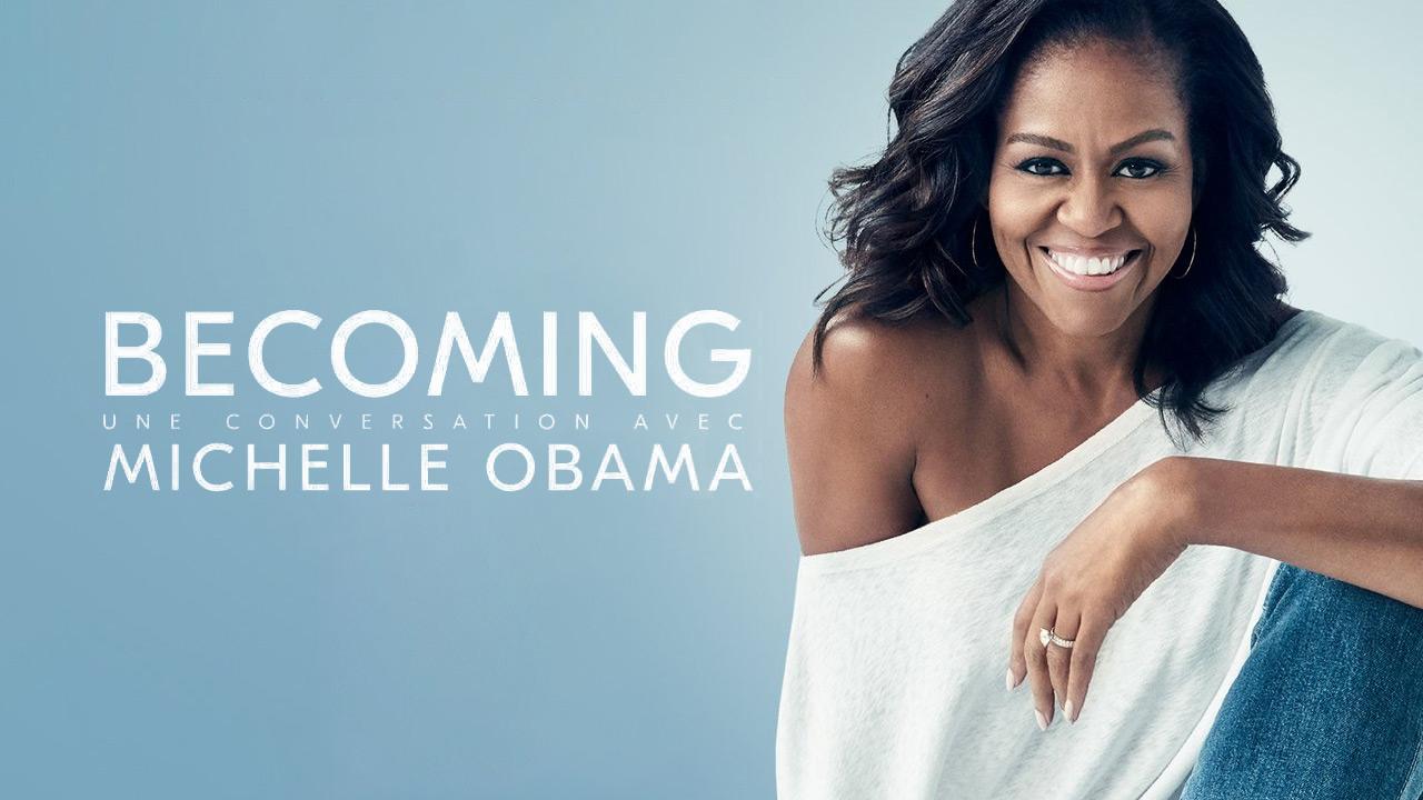 Assistez à une conférence de Michelle Obama au Centre Bell!