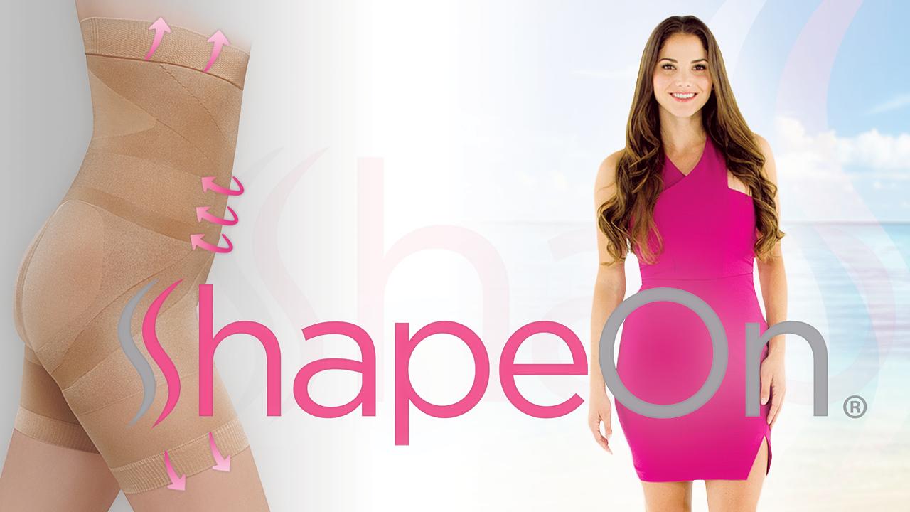 Avec ShapeOn, vous afficherez votre plus belle silhouette à Noël
