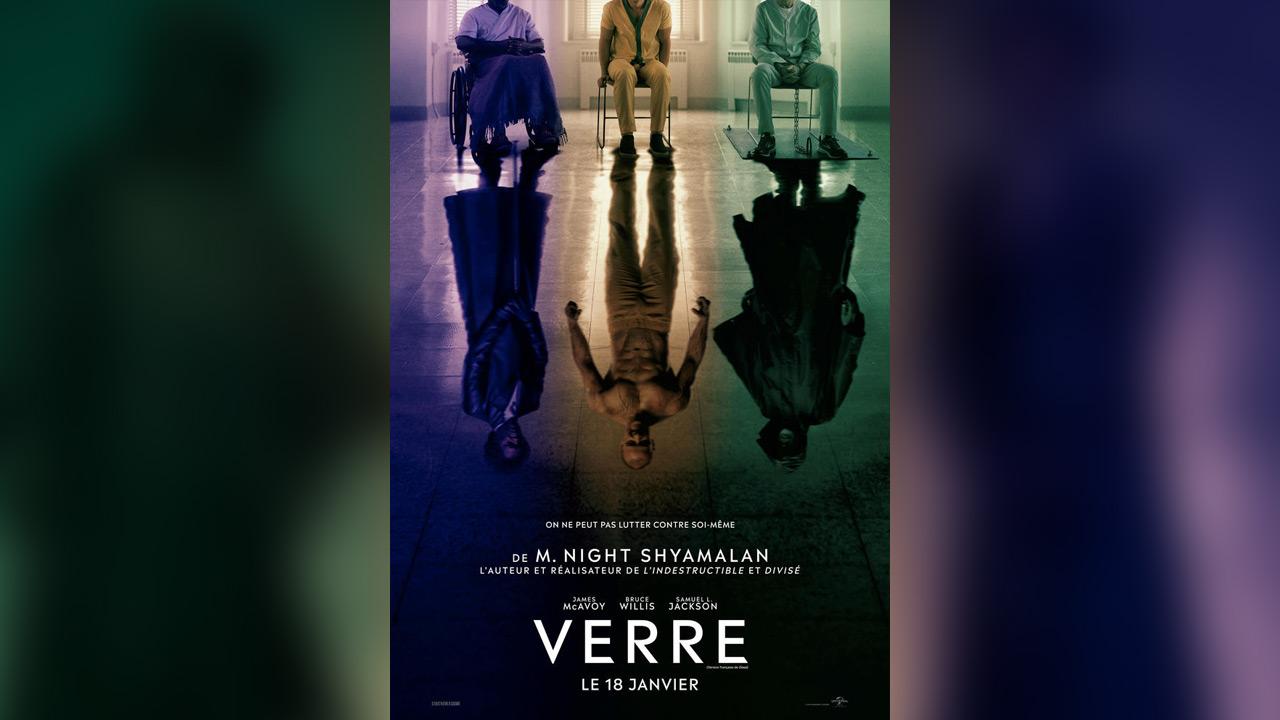 Gagnez vos places pour le film VERRE au Cinéma Carrefour du Nord