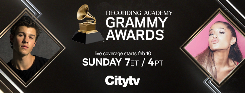 ATTEND The 61st Grammy Awards