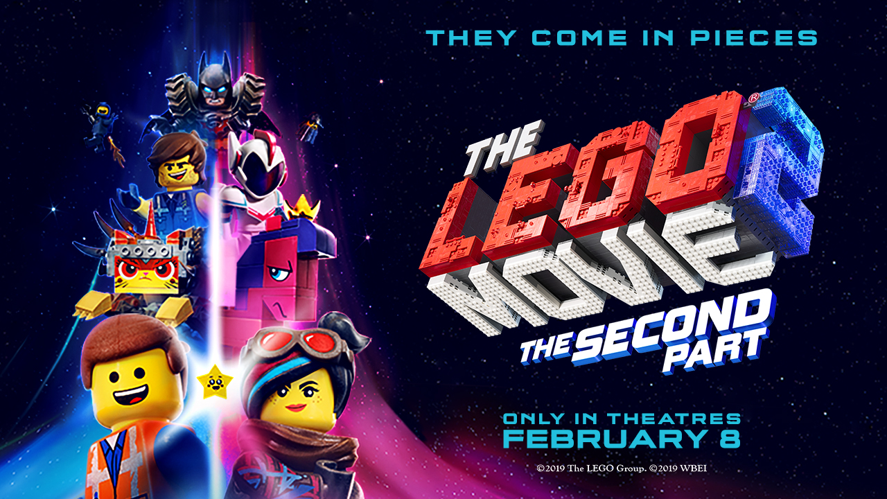 WIN passes to see THE LEGO® MOVIE 2: THE SECOND PART - The Beat 92 5