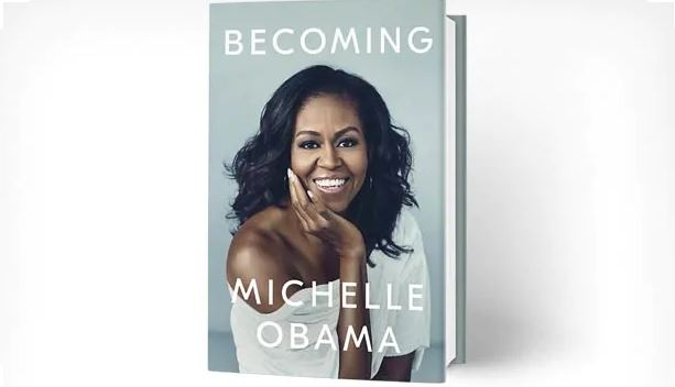 WIN Michelle Obama's Book