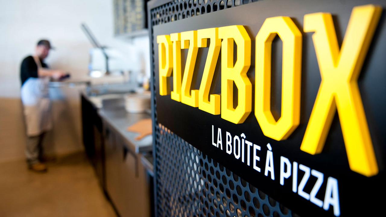 Régalez-vous chez PIZZBOX