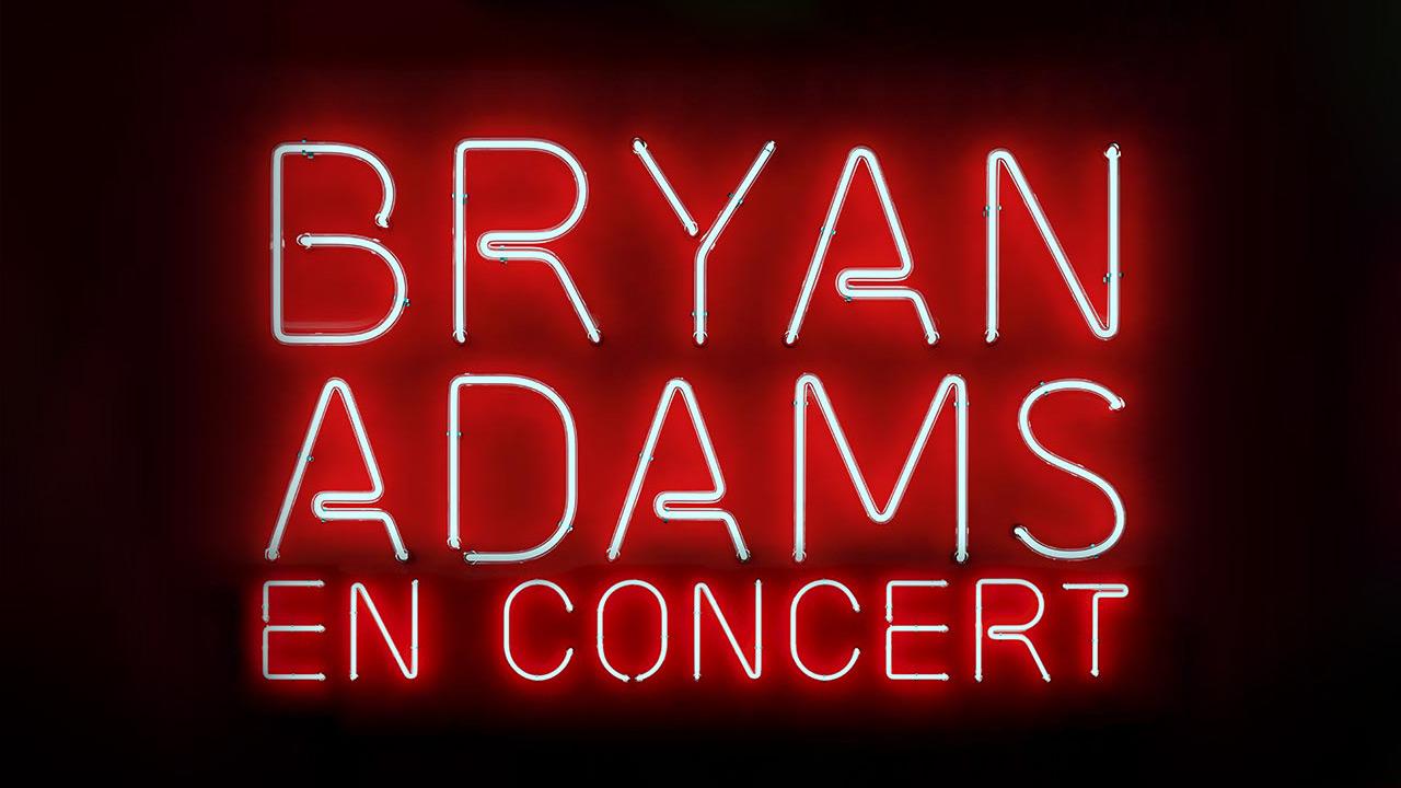 Tes billets pour Bryan Adams en concert