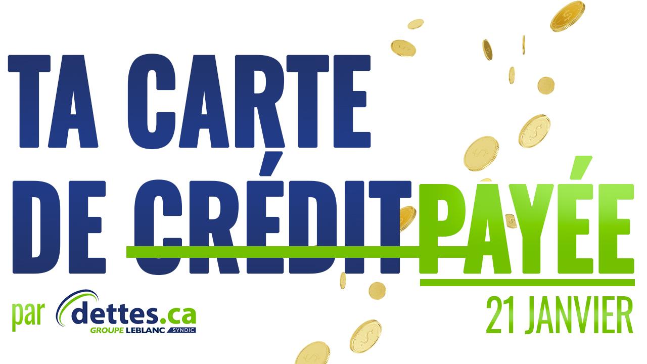 Groupe Leblanc paye ta carte de crédit!