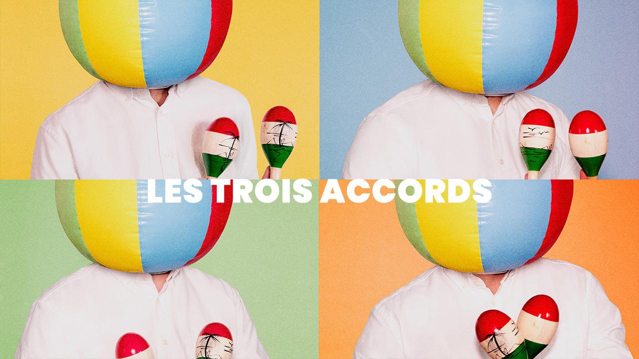 Un concert privé exclusif avec Les Trois Accords!