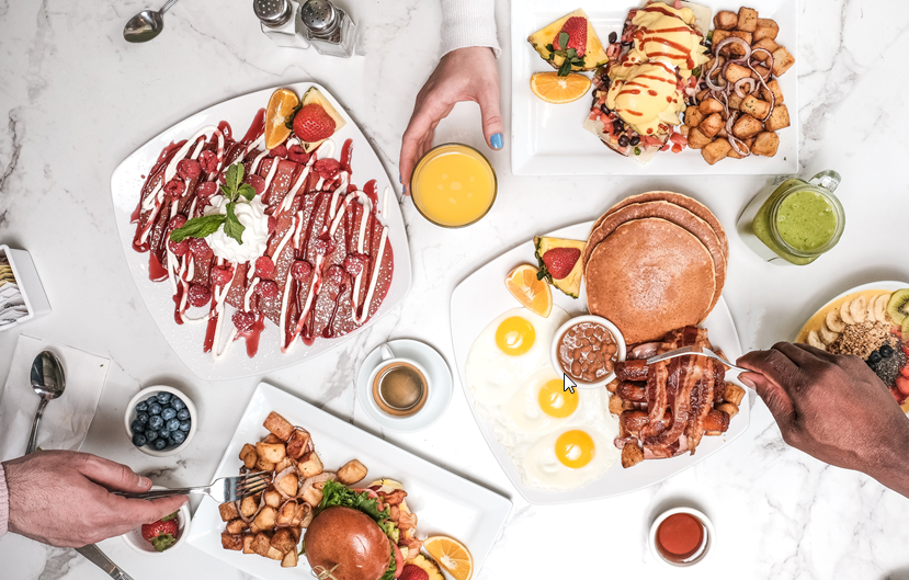 WIN $100 to spend at Pür and Simple Breakfast and Lunch