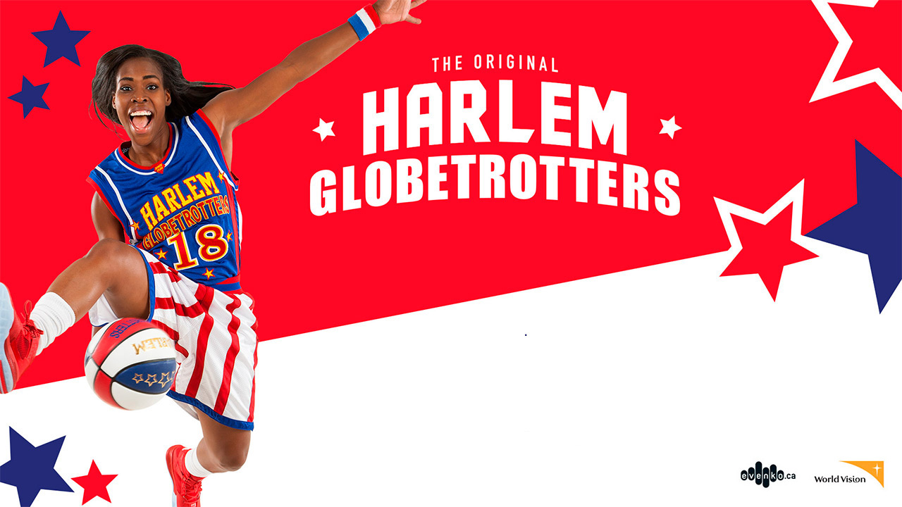 SEE The Harlem Globetrotters