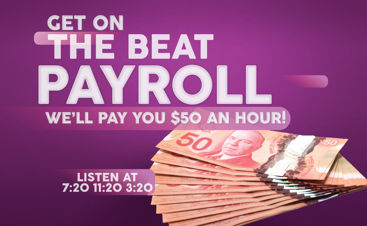 The Beat Payroll Payout!