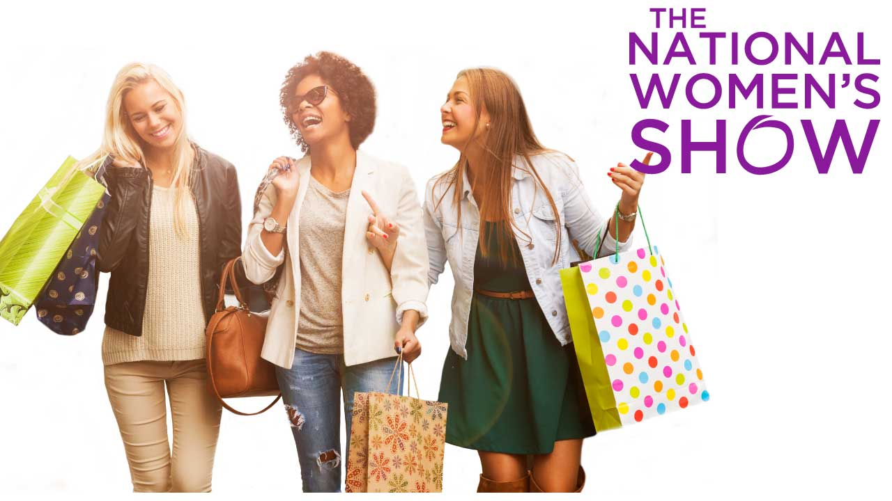 WIN tickets to The National Womens Show