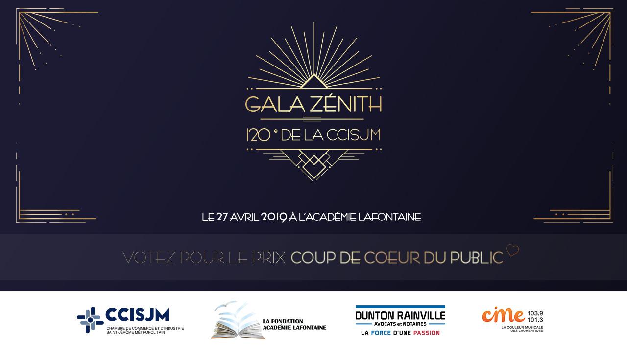 VOTEZ POUR VOTRE PRIX COUP DE COEUR CIME 2019!