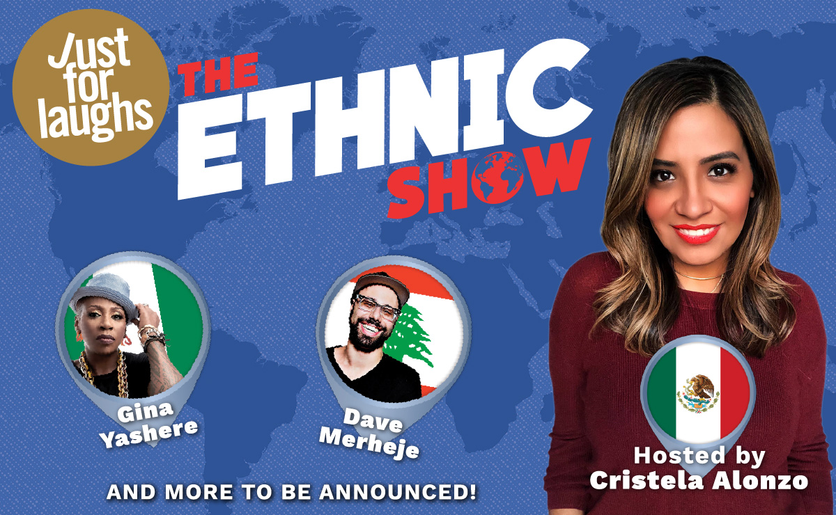WIN 2 V.I.P tickets to The Ethnic Show