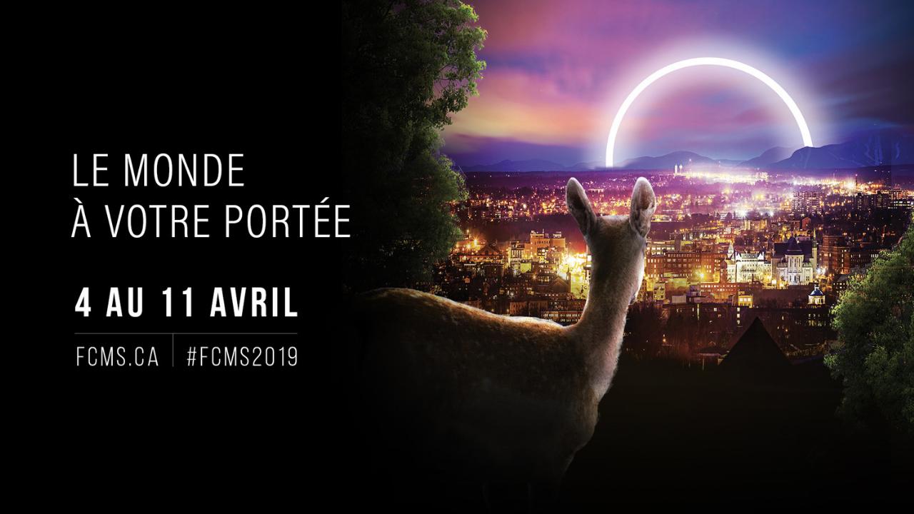Gagnez un passeport pour le Festival Cinéma du monde