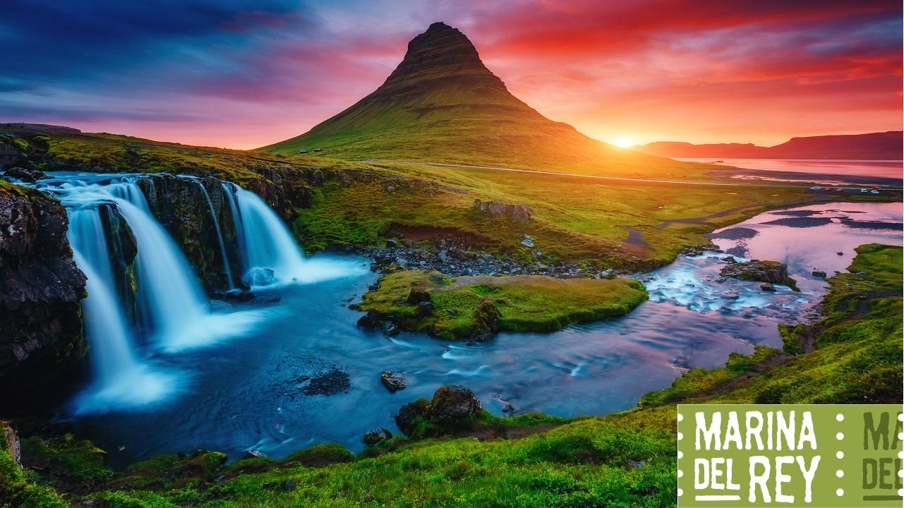 Marina Del Rey vous envoie en Islande!
