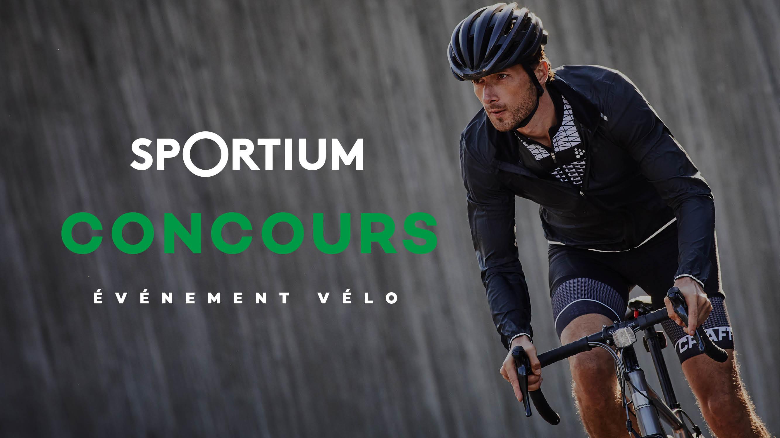 Équipez-vous avec Sportium!
