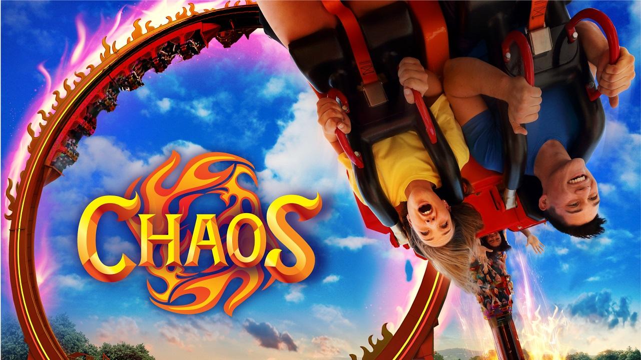 Le Chaos : un nouveau manège à La Ronde