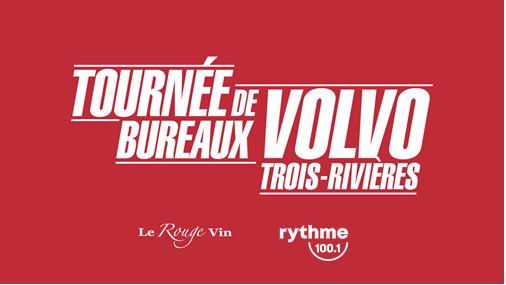 Tournée Volvo Trois-Rivières