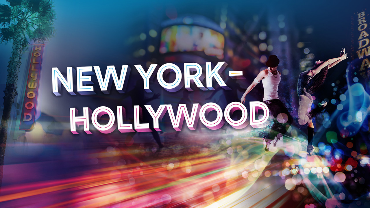 Le spectacle New York - Hollywood pour la fête des Mères