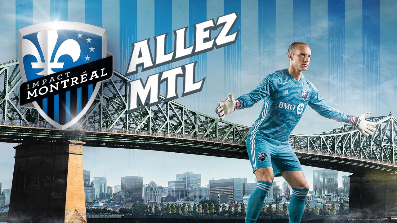 Gagnez vos billets pour l'Impact de Montréal