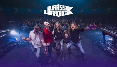 Voyez Jurassik Rock au Cabaret BMO