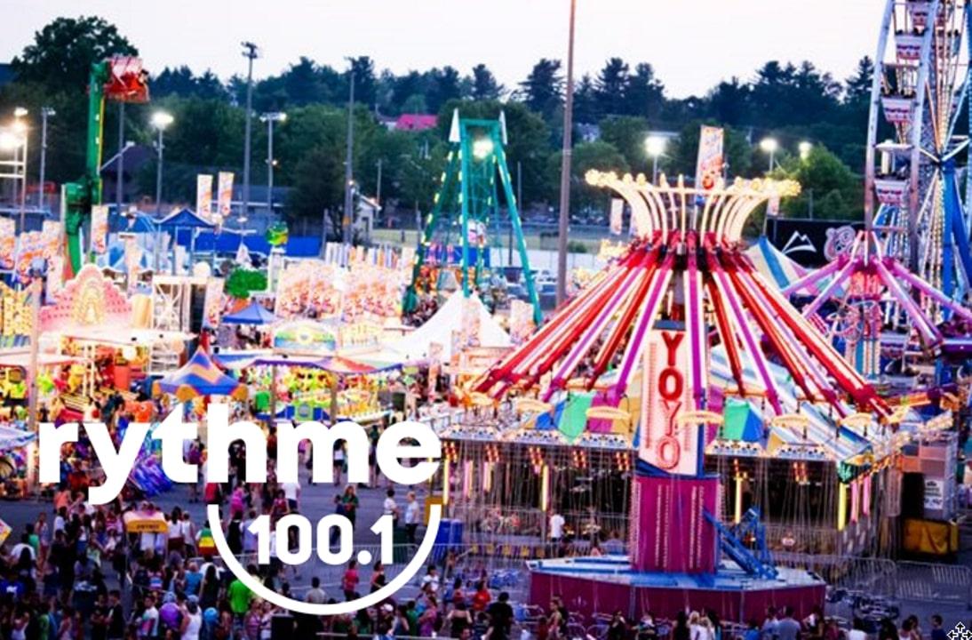 Vivez l'Expo Agricole grâce à Rythme 100.1!!!