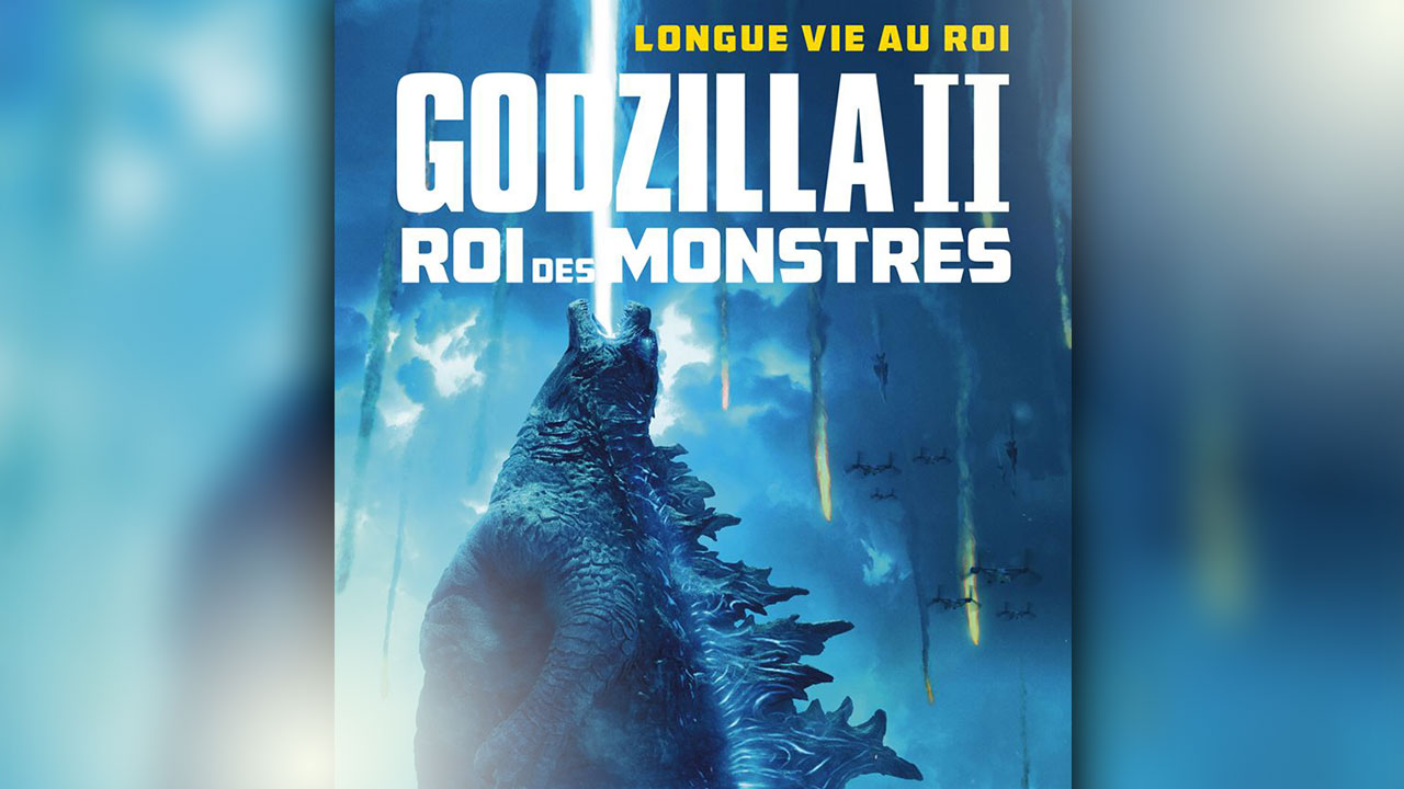 Godzilla : Roi des Monstres au Cinéma Carrefour du Nord