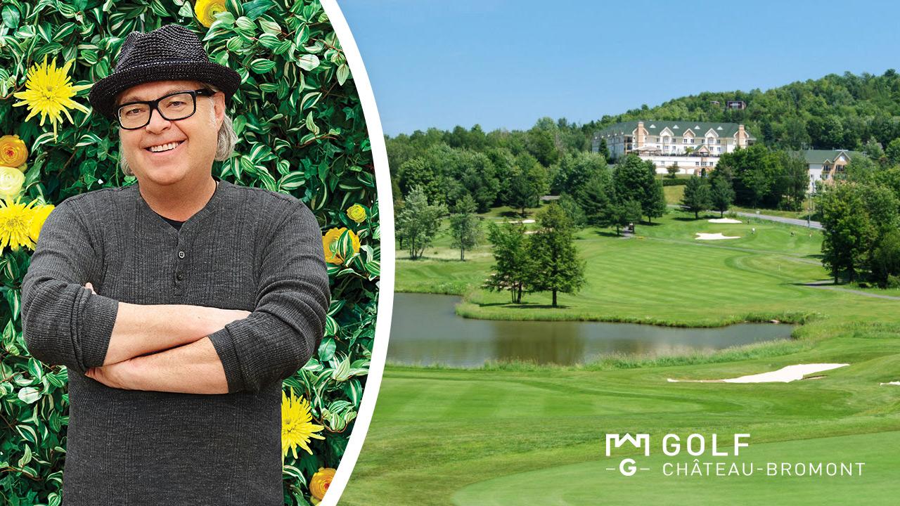 Mario invite les papas au golf!