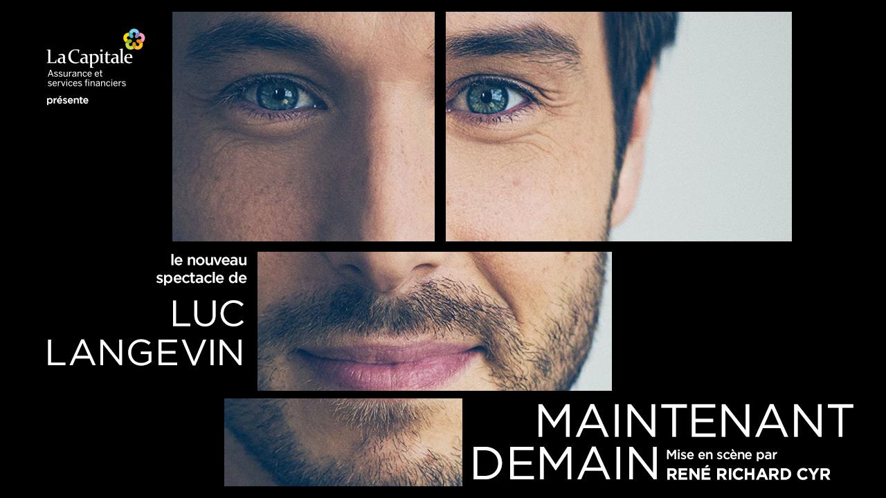 Voyez Luc Langevin à la Salle André-Mathieu!