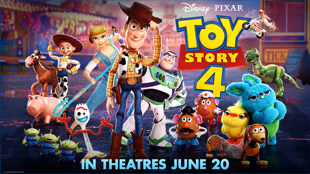 SEE TOY STORY 4 before everyone else!