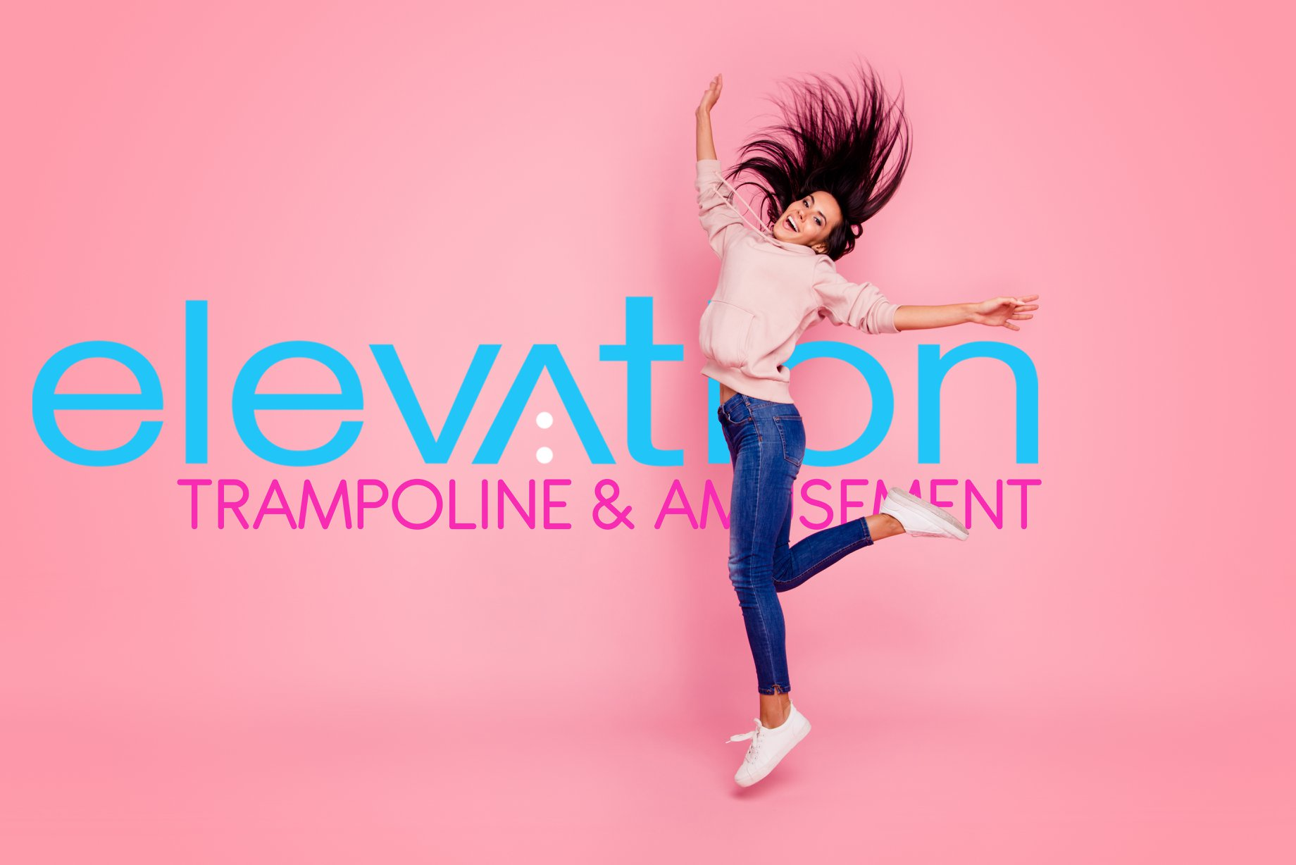 WIN a family pass for Elevation Trampoline!