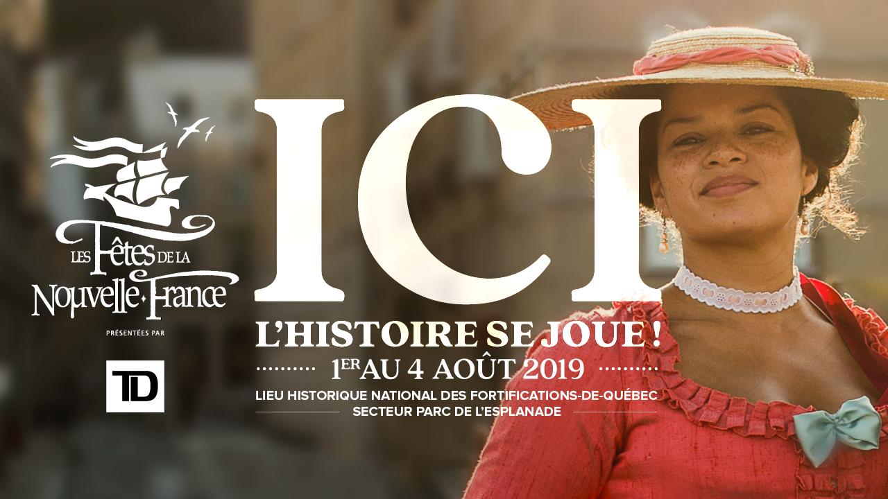 Les Fêtes de la Nouvelle-France TD