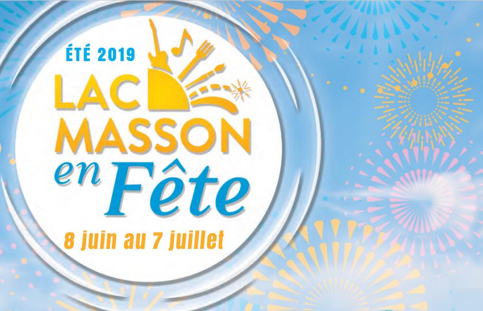 Participez à Lac Masson en fête - édition été 2019