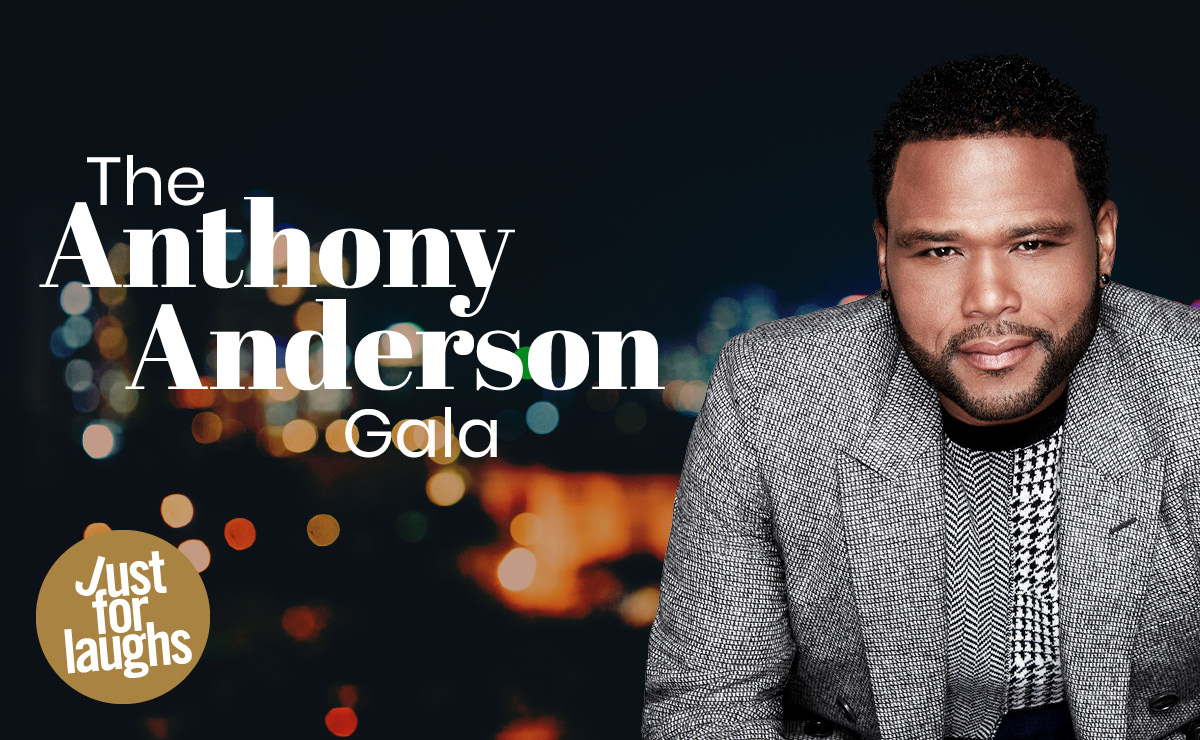 SEE The Anthony Anderson Gala
